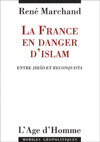 La France en danger de l'Islam