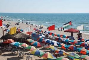 Gaza plage