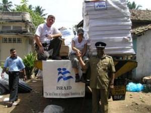IsraAID ( le Forum Israélien pour l'aide humanitaire internationale)