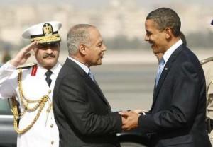 Obama en Egypte