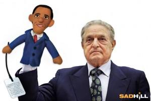 obama-puppet-teleprompter-george-soros-junkie-sad-hill-news