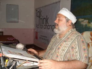 Sheikh Abdel Hadi Palazzi