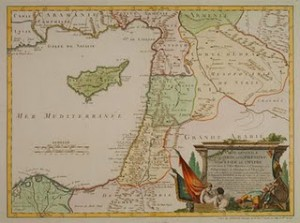 Old-Syria-Palestine-Map