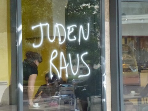 Antisémitisme Université de Caen