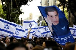 Guilad Shalit qui sauve une vie sauve l'humanité