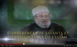 Yusuf Al Qardawi aux rencontres des musulmans de France