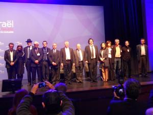 Bravo aux organisateurs Arié BENSEMOUN, Caroline YADAN, Jean Marc MOSKOWICZ et aux autres