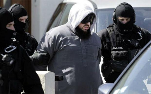 arrestation des islamistes de Forzane Alliza