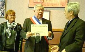 Georges Ibrahim Abdallah citoyen honneur Calonne