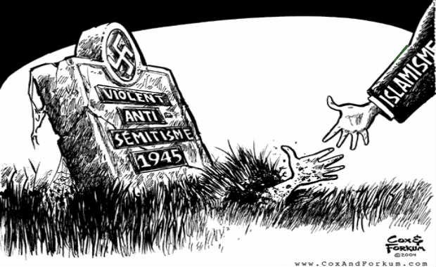 La chasse aux Juifs est ouverte