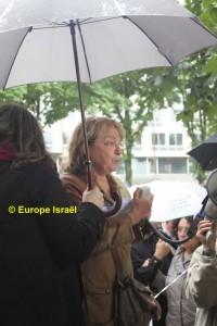 Manifestation le dimanche 24 juin devant le siège de l'UNESCO Danièle Kaplan