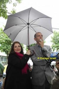 Manifestation le dimanche 24 juin devant le siège de l'UNESCO Ftouh Souhail