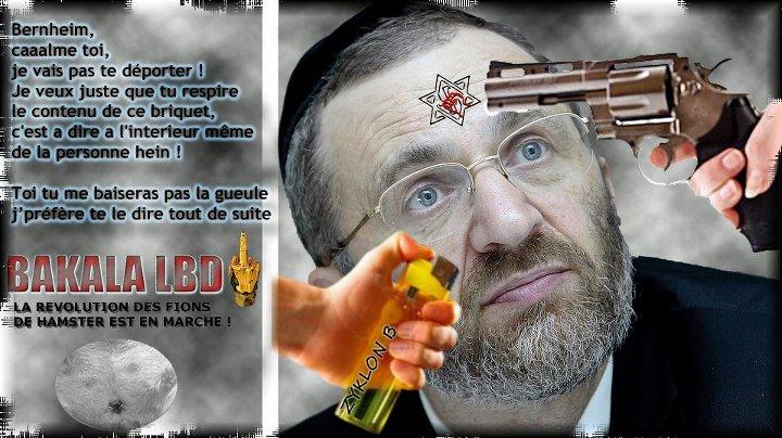 Facebook Grand Rabbin de France