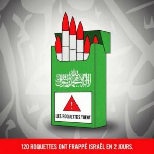 Les roquettes de Gaza mettent en danger la vie de plus d'un million d'Israéliens. Eux n'ont pas le choix.