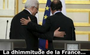 dhimmitude de la France