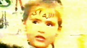 enfant palestinien antisemite