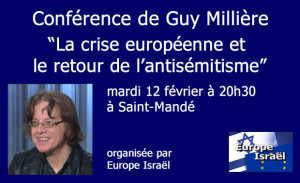 conférence de Guy Millière