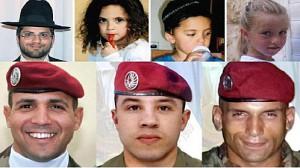 7 victimes des tueries de Toulouse