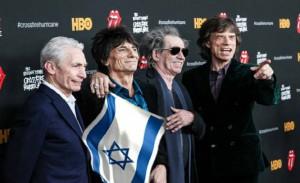 Les Rolling Stones en Israël