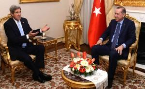 John Kery en Turquie