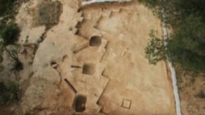 un bain rituel juif vieux de 2000 ans qui vient d'être découverts à Jérusalem