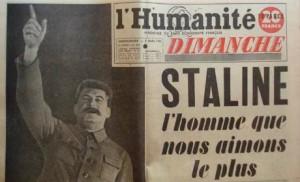 Le PCF a toujours aimé les dictateurs...