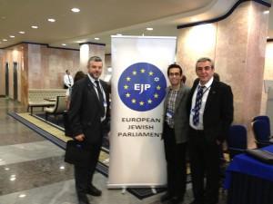 Les membres représentants la France au PJE