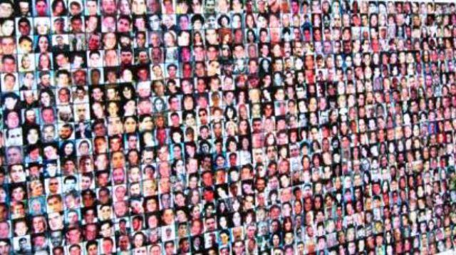 L'impasse sélective du Musée du Jeu de Paume. RIEN sur les Victimes Israéliennes du terrorisme arabo-palestinien