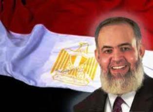 Hazim Abou Ismaïl à une époque  plus heureuse