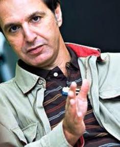 Le journaliste palestinien Abou Khaled Toameh