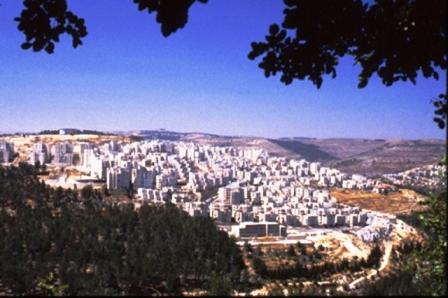 Un paysage de Judée-Samarie