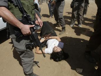 Marion Fesneau-Castaing  pro arabe israel bouffonne