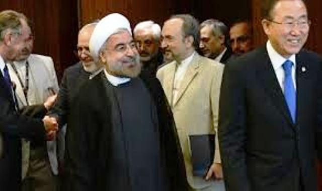 Triomphe de Rohani après son contact historique avec Obama aux Nations Unies