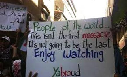 les massacres en Syrie, Irak, Soudan, Egypte, n'intéresse pas le monde. ce qui intéresse le monde ? les implantations juives en Judée-Samarie...!!!