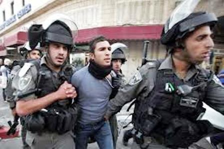 Activiste du Fatah arrêté par le Shin Beth