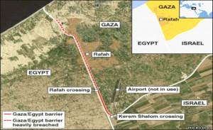 Egypte_Gaza