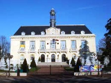 Mairie d'Aulnay sous bois (93)