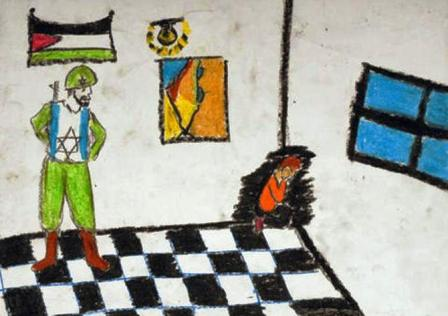 """L'Exposition itinérante """"a child's view of Gaza """" qui a partiellement tourné aux USA et Canada a été annulée au printemps 2013. C'était une propagande de plus pour diaboliser Israël et les dessins étaient en réalité faits par des adultes."""
