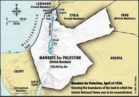 Voilà la Palestine que les palestiniens veulent libérer ?