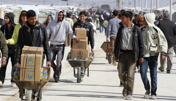 Deux à trois fois plus de réfugiés syriens en 2013