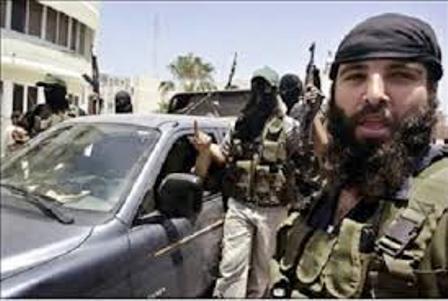 """Combattants de l'ASL et islamiques, considérés comme des """"libérateurs"""" par les occidentaux...!!!"""