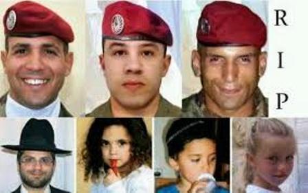 Toutes les victimes de Mohamed Mérah qui a aussi visé des soldats de l'armée française.
