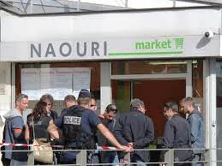 attentat islamiste dans un magasin juif de la banlieue parisienne