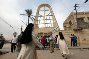 Eglise chaldéenne catholique à Baghdad