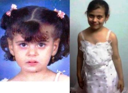 Les deux petites Marys froidement abattues lors de la fusillade à une cérémonie de mariage copte en Egypte. mariage
