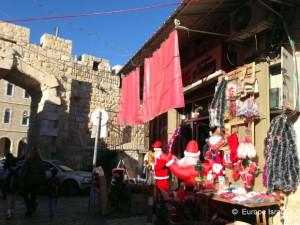 Jérusalem prépare les fêtes de Noël