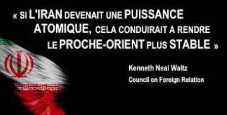Kenneth Waltz (né en 1924 à Ann Arbor, Michigan et mort le 13 mai 2013 à Washington (district de Columbia)) est un politologue américain, enseignant à l'université Columbia. C'est un auteur important dans le domaine de la théorie des relations internationales. Il est l'un des fondateurs du néoréalisme (ou réalisme structurel).