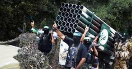 Salafistes lourdement armés en Judée-Samarie (Cisjordanie)