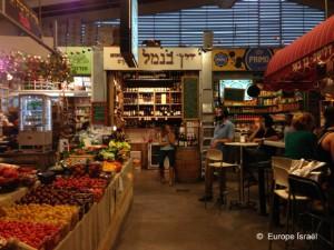 Tel Aviv le marché du port 2013-12  3