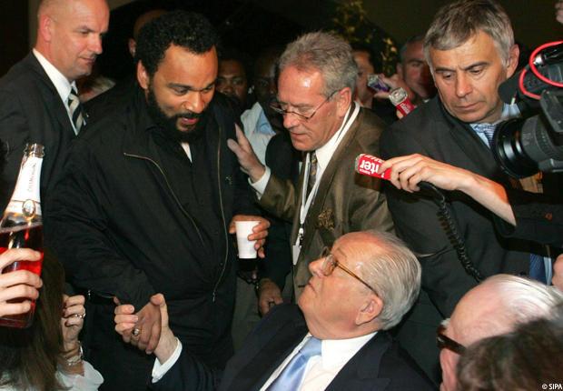 Dieudonné et Jean-Marie Le Pen